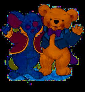 MFLMMouse and Bear